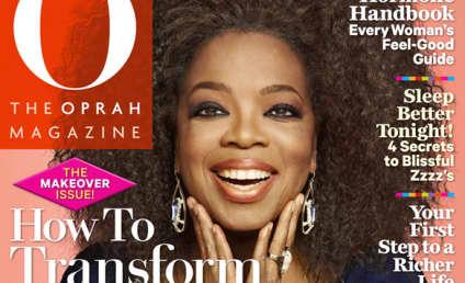 Oprah Winfrey, Natural Hair Cover O!