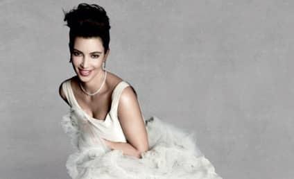 Kim Kardashian Kan't Wait to Marry Kanye West