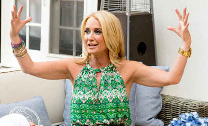 Kim Richards Commits to 90-Day Rehab Stay