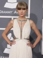 Taylor Swift at 2013 Grammys