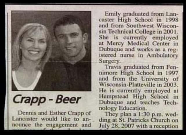 Crapp Beer