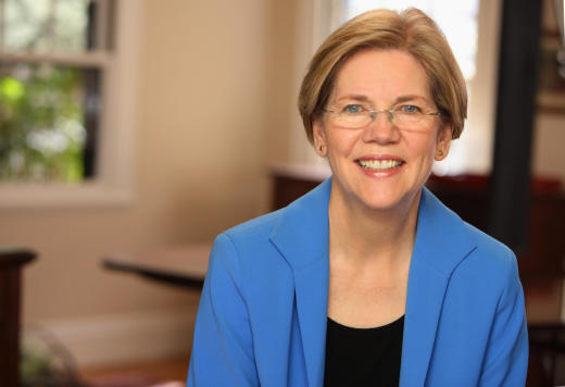 Elizabeth Warren Picture
