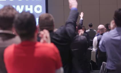 "Richard Spencer Leads Neo-Nazis in ""Hail Trump"" Salute"