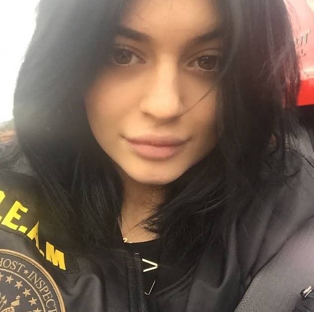 Kylie Jenner No Makeup Photo