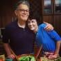 Al Franken and Wife
