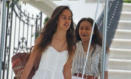 Malia Obama: Does She Need Rehab?