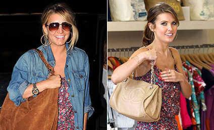 Fashion Face-Off: Jessica Simpson vs. Audrina Patridge