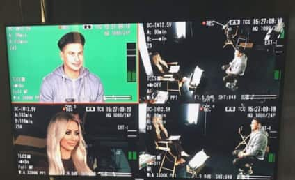 Pauly D & Aubrey O'Day: Reality TV Show on The Way?