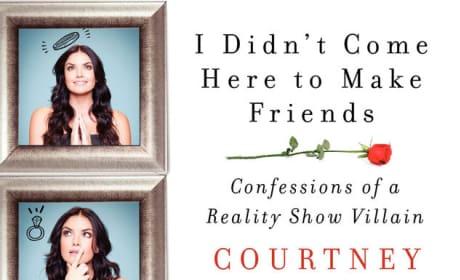 Courtney Robertson Book