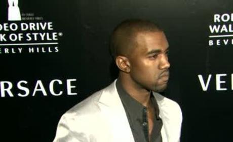 Kanye West Slams Jimmy Kimmel