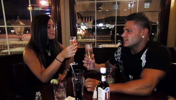 Jersey Shore Couple