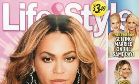 Beyonce Pregnant?