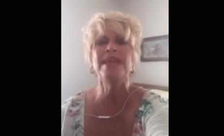 Awesomely Insane Woman Rails Against Gay Marriage
