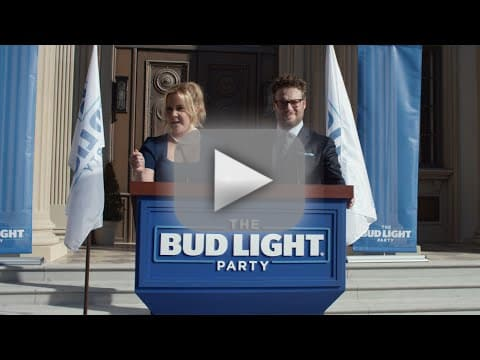 The Bud Light Party Super Bowl Commercial
