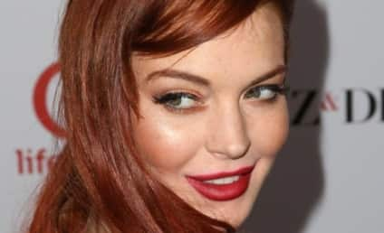Lindsay Lohan Calls in Sick For Court … Tomorrow