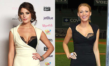 Fashion Face-Off: Ashley Greene vs. Blake Lively