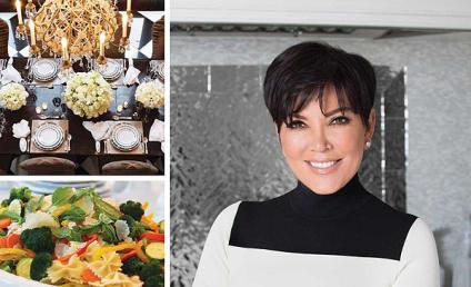 Kris Jenner Announces Cookbook, Pretends She Can Cook
