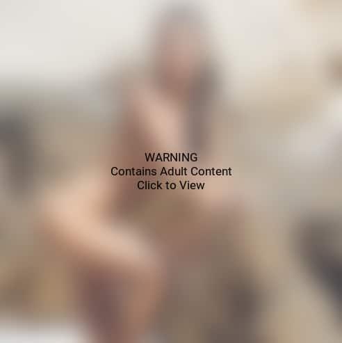 Kim Kardashian Bikini Pose