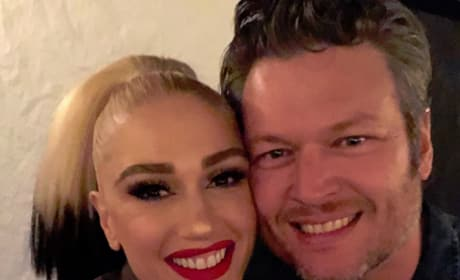 Gwen Stefani and Blake Shelton, Well Wishes