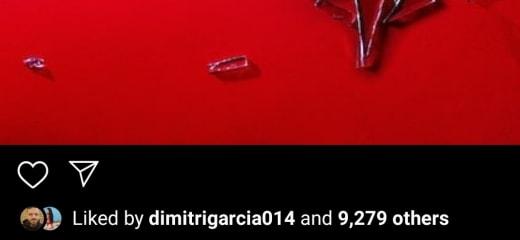 "Dimitri Garcia ""liked"" Amber Portwood post (ZOOM)"