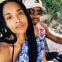 Ciara & Russell Wilson Selfie