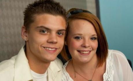 Catelynn Lowell and Tyler Baltierra Picture