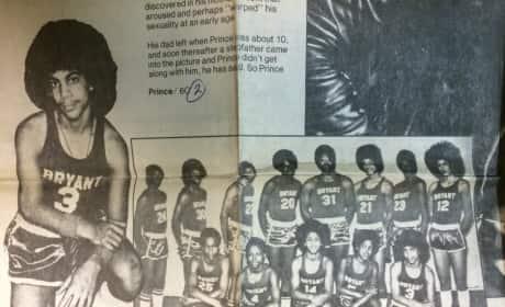 Prince High School Basketball Photo