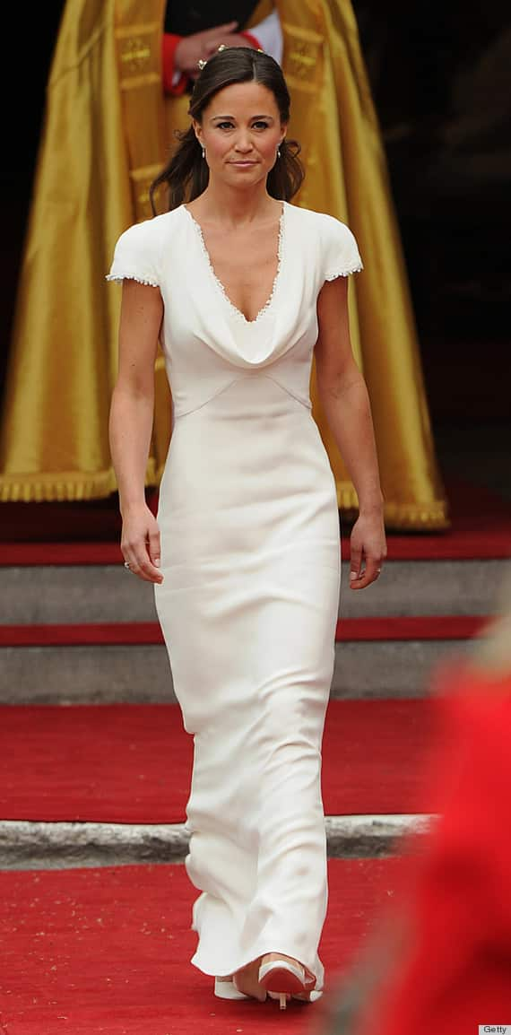 Pippa Middleton Bridesmaid Dress
