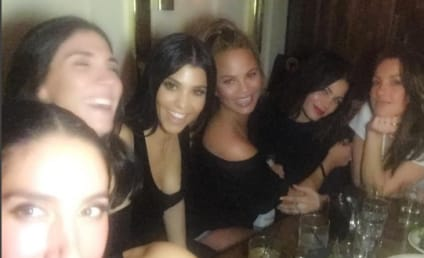 Kourtney Kardashian's New Girl Squad: Check Out the Members!