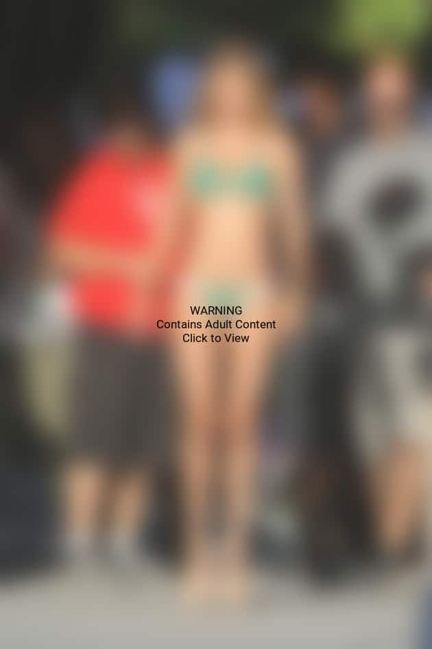 Doutzen Bikini Photo