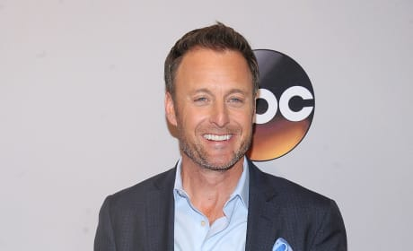 Chris Harrison on a Red Carpet