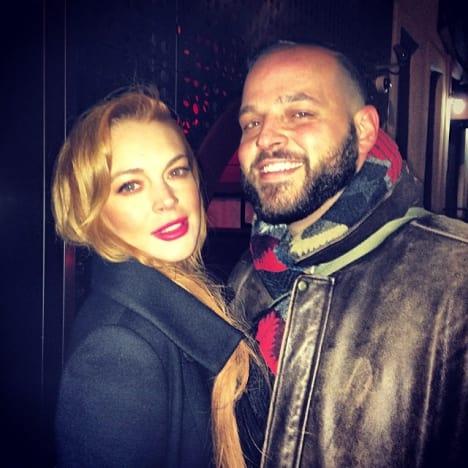 Lindsay Lohan Mean Girls Reunion