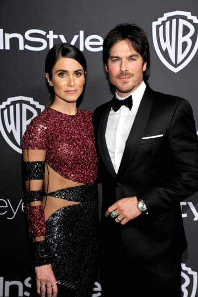 Nikki and Ian Look Good