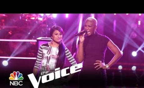 "Paula DeAnda vs. Sisaundra Lewis: ""Do What U Want"" (The Voice)"