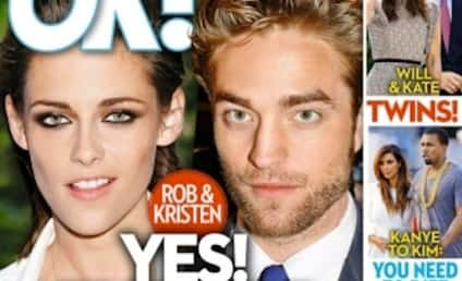 Kristen Stewart and Robert Pattinson: Moving in Right Direction!