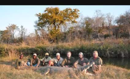 Donald Trump's Sons Under Investigation Following Hunting Photo Controversy