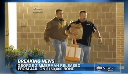 George Zimmerman Free on Bail