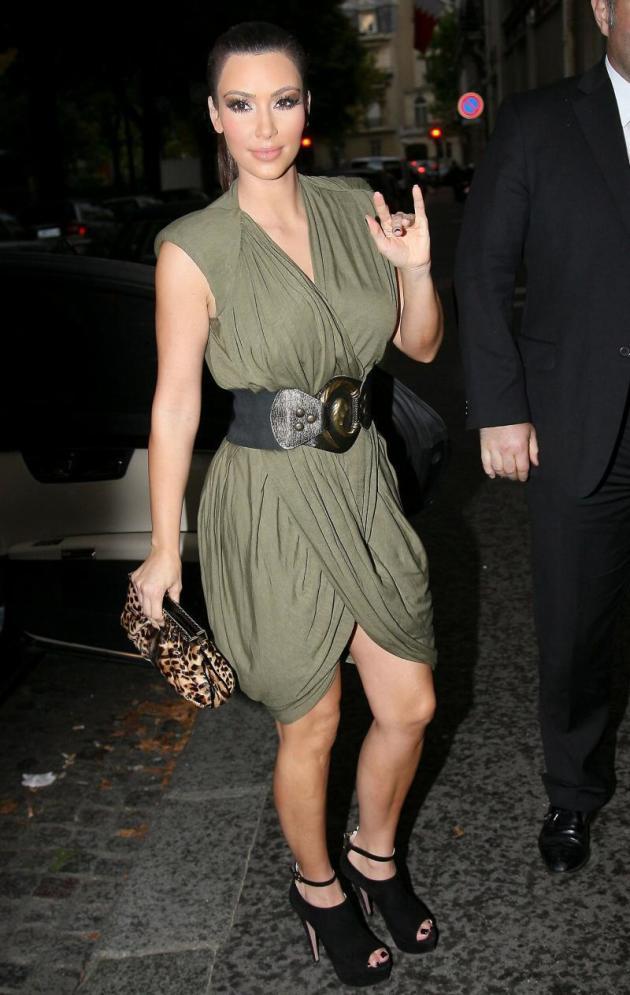 Kim In Paris