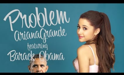 "Barack Obama Sings Ariana Grande's ""Problem"" in Latest Lip Dub Classic"