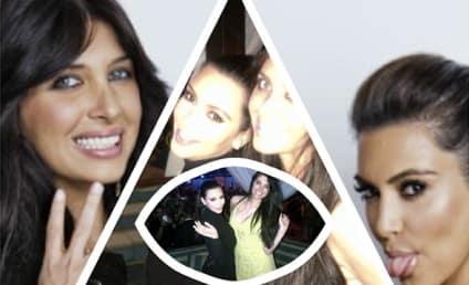 Kim Kardashian Insists: I'm Not a Member of The Illuminati!