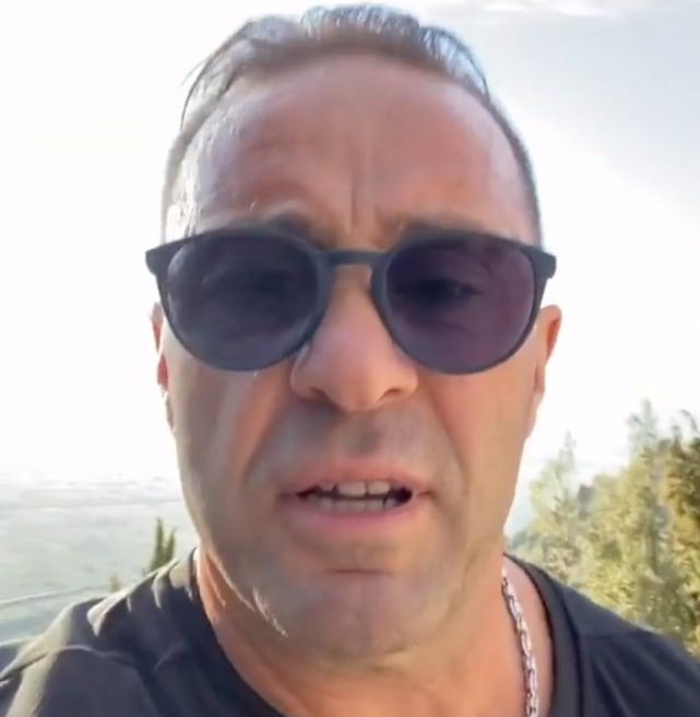 Joe giudice in shades
