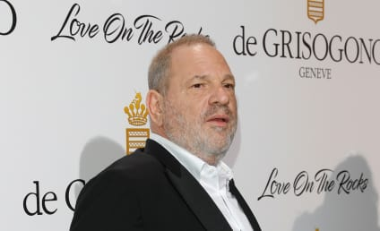 Harvey Weinstein Ex-Assistant Sues: He Made Me Clean Up His Semen!