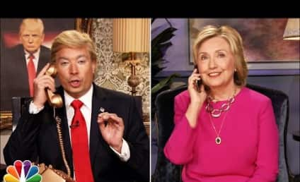 Hillary Clinton Tries to Be Funny on The Tonight Show