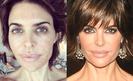 17 Real Housewives Who Are Keeping It Real: Look, No Makeup!
