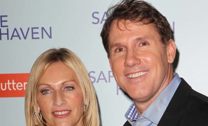 Nicholas Sparks and Wife Cathy Sparks Separate