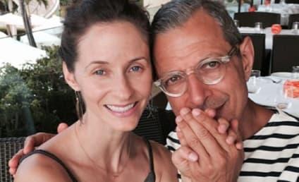 Jeff Goldblum and Emilie Livingston: Married!
