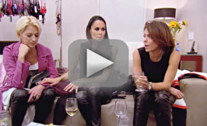 The Real Housewives of New York City Recap: Hamptons Pt. Deux