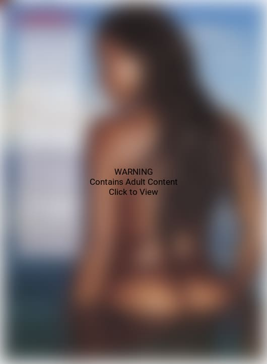 Kenya Moore Naked