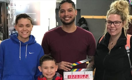 Kailyn Lowry, Dominique Potter Photo