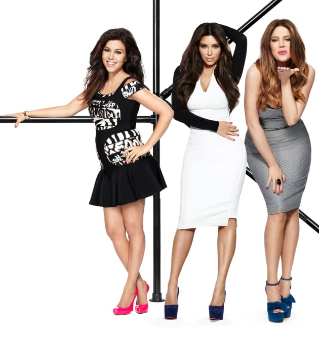 Keeping Up with the Kardashians Promotional Image